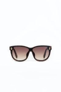 1 People Torquay Wooden Wayfarer Sunglasses