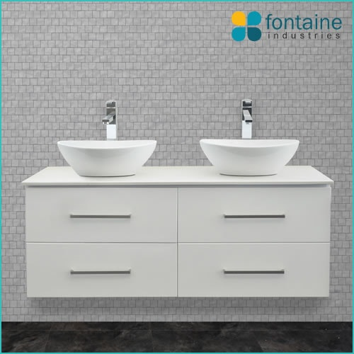 Omega 1200 Vanity Wall Mounted Vanity Units For Sale In