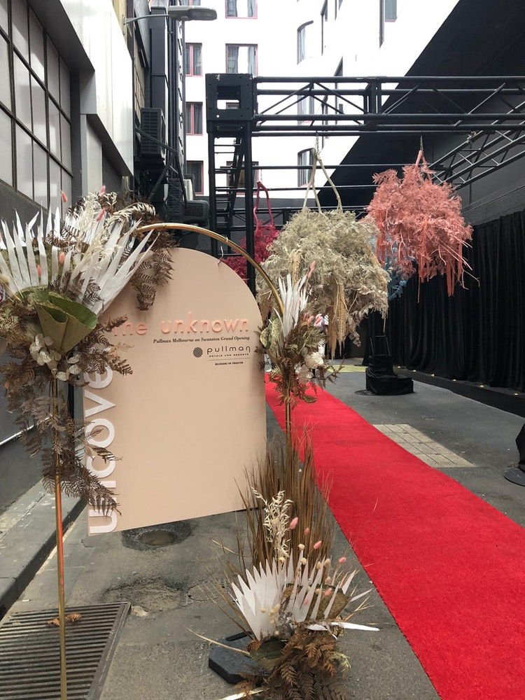 LENZO Agency x Pullman Melbourne on Swanston Grand Opening 2019