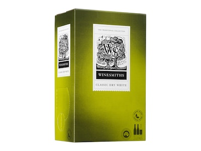 Winesmiths Classic Dry White Cask 2L