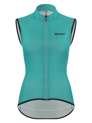 Santini SMS Nebula Puro Womens Windbreaker Vest