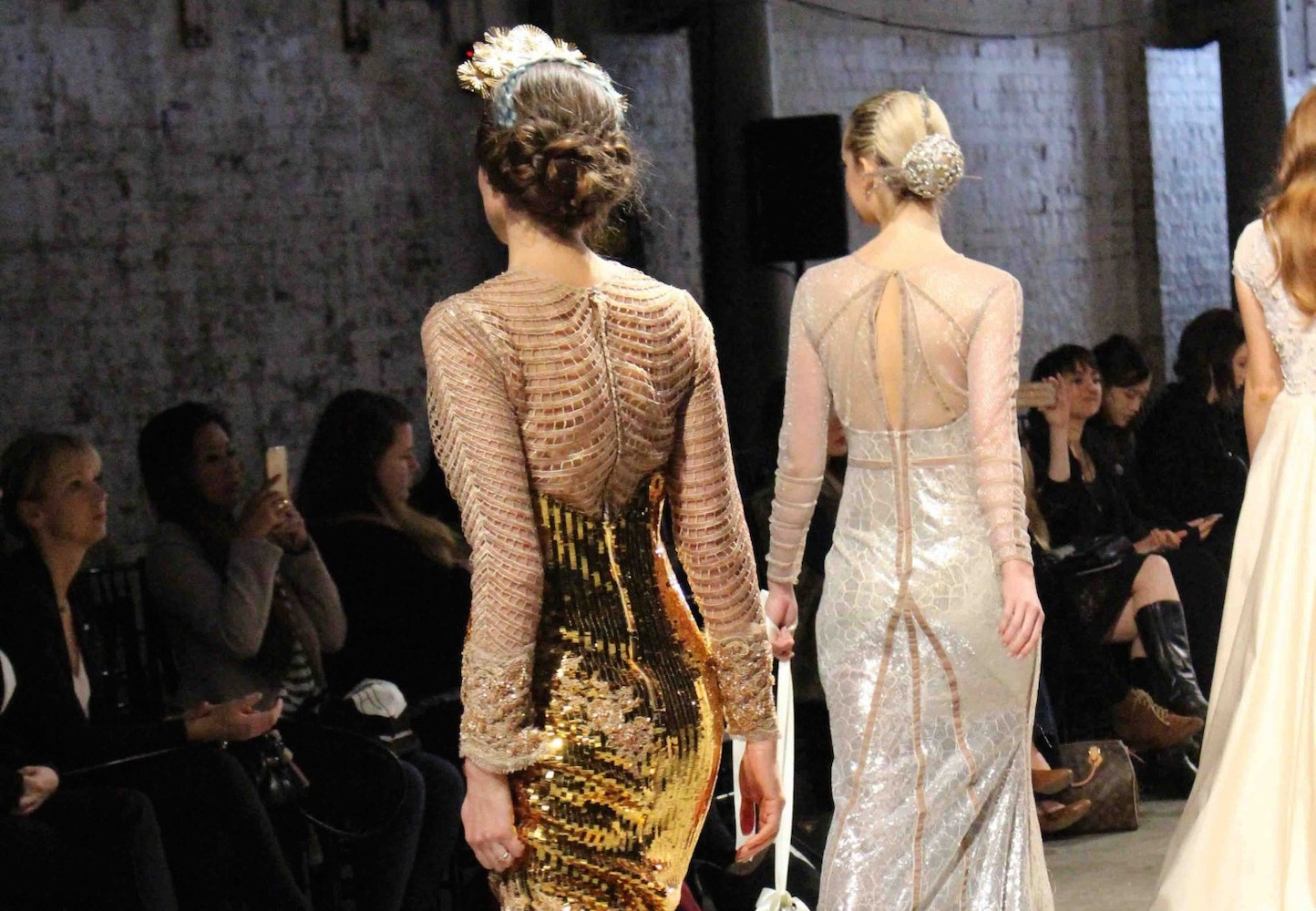THE MOMENTS OF AUSTRALIAN BRIDAL FASHION WEEK