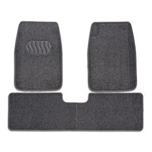 Astro 3-Piece Car Mat - Grey [Carpet]