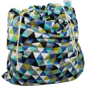 Laundry Bags: Heron