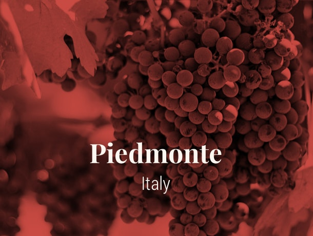 Piedmonte Wine Region