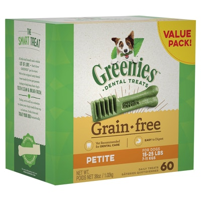 Greenies Grain Free Petite 1kg