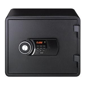 Lock Focus Locktech Size 2 Fire Resistant Safe with Digital Lock