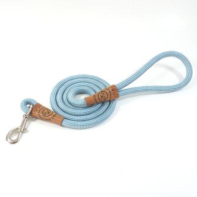 True Charlie Co. Dog Rope Lead - Light Blue - The Sasha