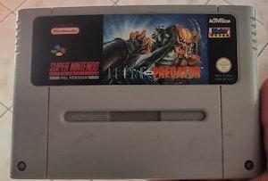 RARE GAME! Alien Vs Predator Super Nintendo