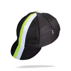 Classico Cycling Cap Black/Neon