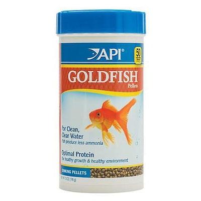 API Goldfish Pellets 198Gm