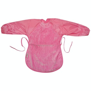 Silly Billyz Messy Eater Cerise Towel Bib
