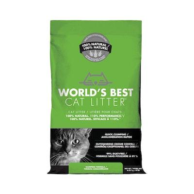 Worlds Best Cat Litter Clumping Cat Litter Odour Control - 2 Sizes