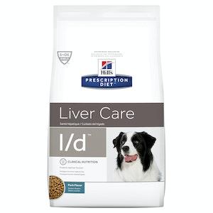 Hill's Prescription Diet Dog l/d Liver Care 7.98kg