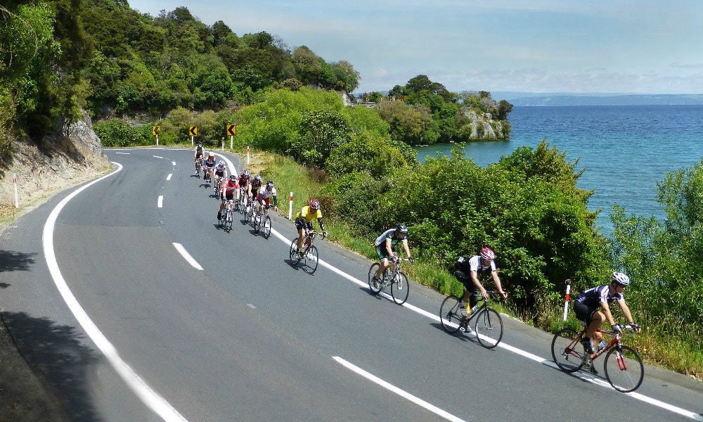 Amateur Rider Profiles - Lake Taupo Cycle Challenge