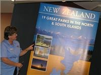 Family Parks of New Zealand leader in welcome for pets  on tour