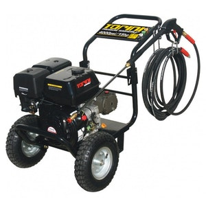 Pressure Cleaner 15hp 4000psi 10m Hose & Stainless Steel Lance TPW4500