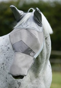Premier Equine Buster Fly Mask Xtra + Nose & Ears