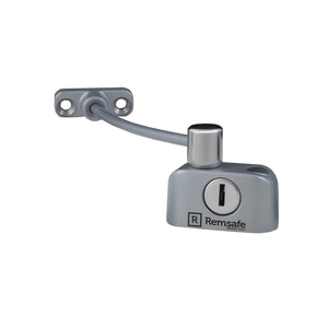 Remsafe Child Safe Window Cable Restrictor in Silver