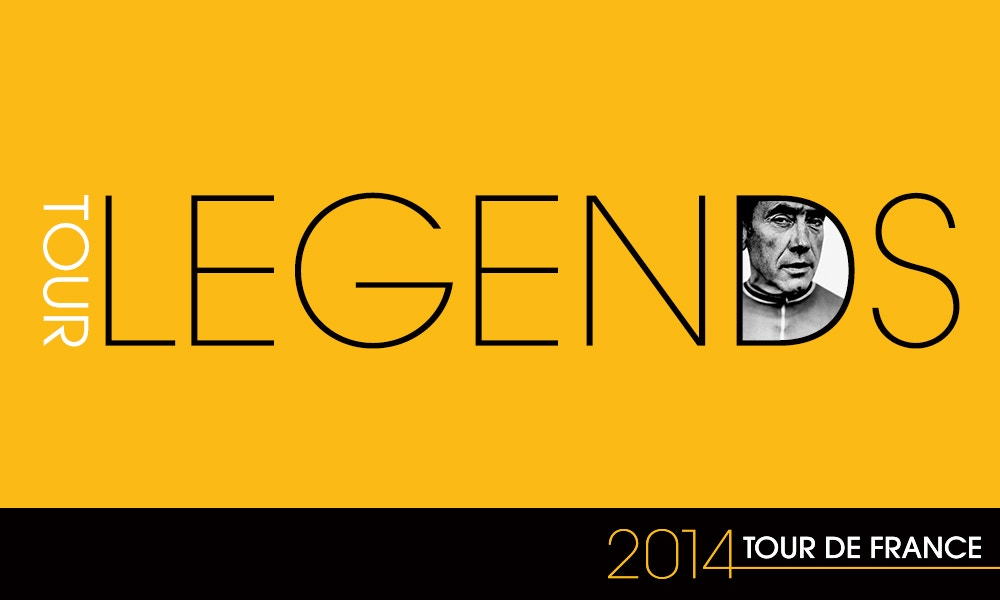 7 Legends of the Tour de France