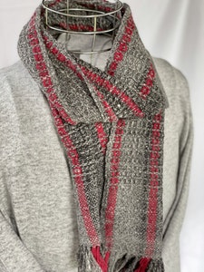 Chester Handwoven Scarf