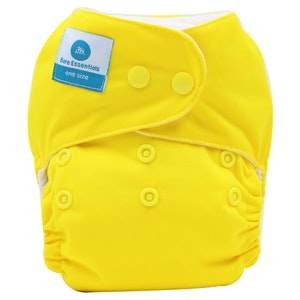 Snap Bare Essentials One Size Fits Most Nappy - Sunshine