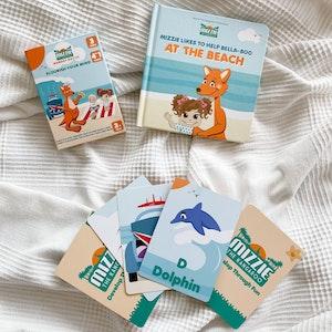 Mizzie the Kangaroo Mizzie 'Look & Learn Toddler Gift Set