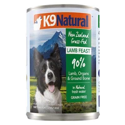 K9 Natural Grain Free Lamb Wet Dog Food