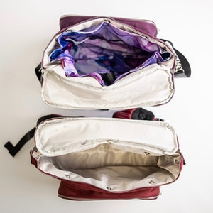 Monarch Store Removable Backpack Compartment
