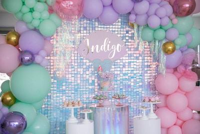 INDIGO'S MER-MAZING MERMAID BIRTHDAY PARTY!