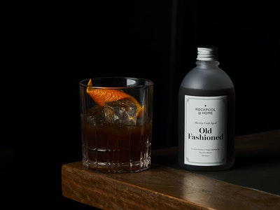 Sherry-Cask Aged Old Fashioned (250ml)