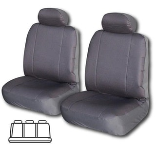 Challenger Universal Rear Seat Cover 06/08 | Grey