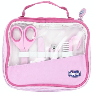 Chicco Happy Hands Manicure Set - Pink