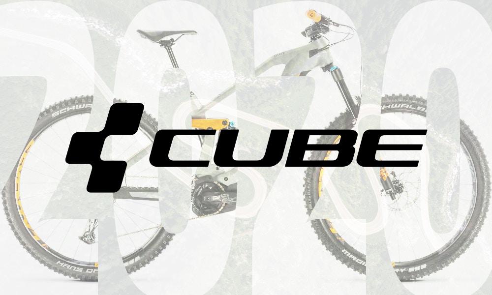 Cube Bikes 2020: Alle Neuheiten