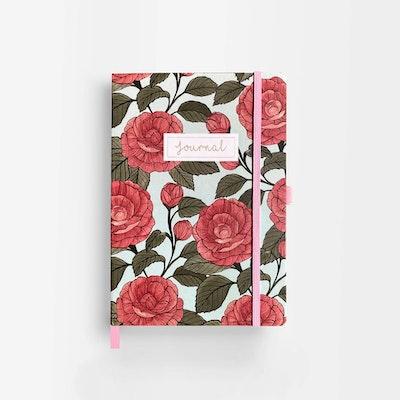 Symbolic Studio A5 Camellia Hardcover Journal
