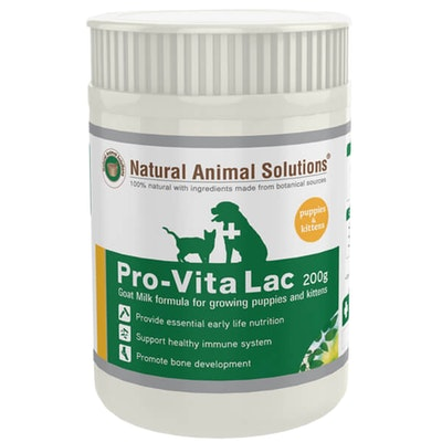 Natural Animal Solutions Nas Pro-Vita Lac Animal Infant Formula 200g