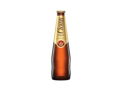 Crown Lager Bottle 375mL