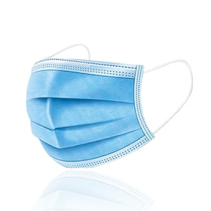 NEW Disposable Breathable 3-Ply Mask - 50 Pack