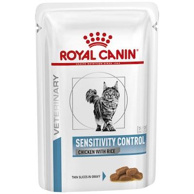 Royal Canin Vet Sensitivity Control Adult Wet Cat Food 85G