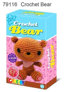 Kaper Kidz CROCHET- BEAR