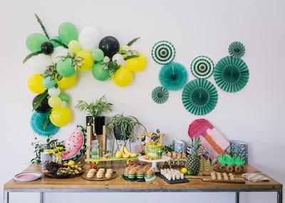 """Summer Crush"" Birthday Bash | Party Tips & Tricks"