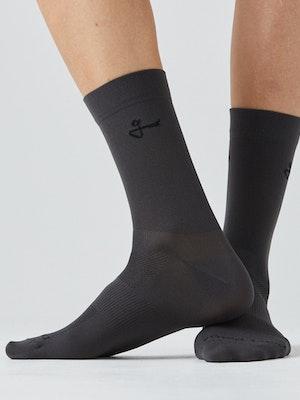 Givelo G Socks Dark Grey