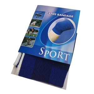 Knee Support Brace Bandage Compression Wrap Protector Pain Relief Sport Guard
