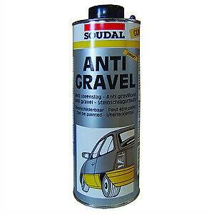 Soudal Anti Gravel Stone Guard Protection 1kg - 2 Colours Available
