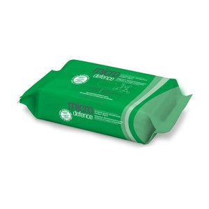 Caronlab Micro Defence Hospital Grade Disinfectant Surface Wipes (100 Pack)