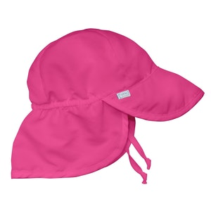 i play. Flap Sun Protection Hat-Hot Pink