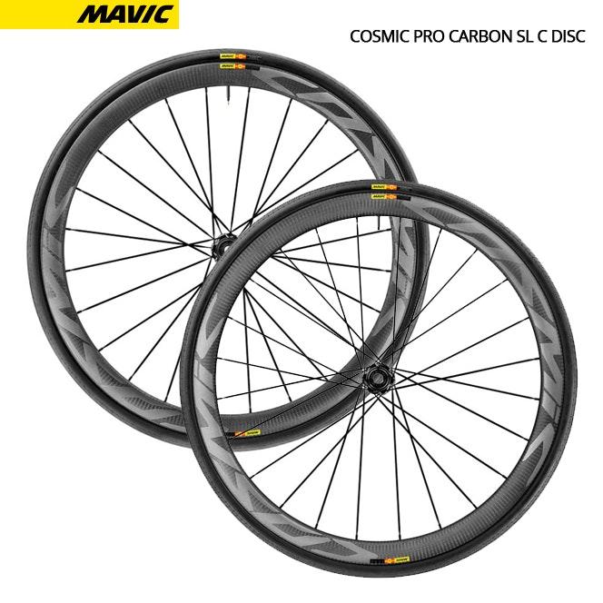77db1e0a1c6 Mavic Cosmic Pro Carbon Sl C Disc 2017 | Road Bike Wheel Sets for sale in  Prahran
