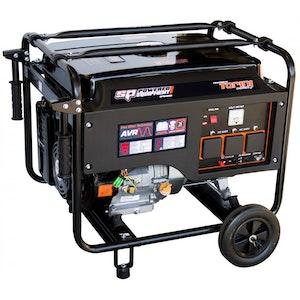 SPG8100E Generator 15Hp 8.1KVA 6500w Industrial Series Sine Wave SPG8100E