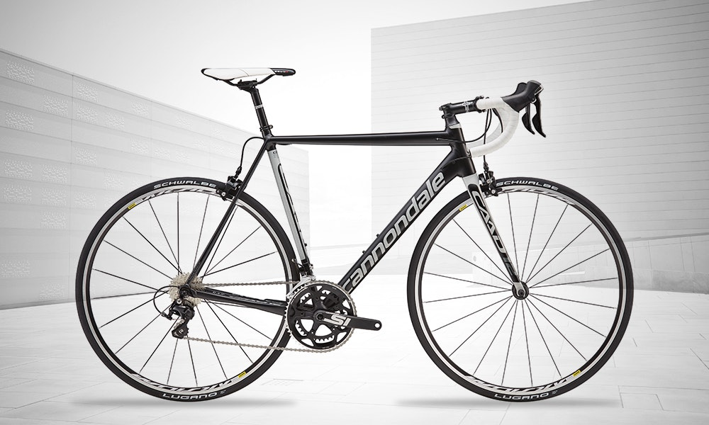 BE Road Bikes 20160407 Cannondale
