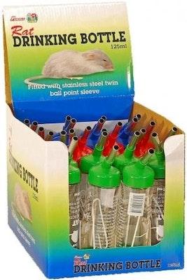 Warragul Pet Emporium RAT & MOUSE DRINK BOTTLE 125ml